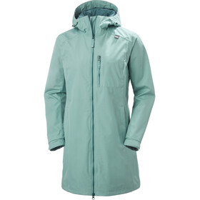 Helly Hansen Long Belfast Jas Dames, jade